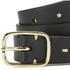 Paul Smith Accessories Women's Leather Belt Mainline - Black: Image 3