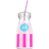 Yum Yum Take Away Drinking Bottle - Pink: Image 3