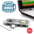 Superhubs Playhub 4 Point USB Hub