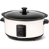 Morphy Richards 460003 Sear and Stew Slow Cooker - White - 3.5L: Image 1