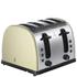Russell Hobbs Legacy 4 Slice Toaster - Cream: Image 1