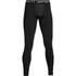 Under Armour Men's ColdGear Armour Compression Leggings - Black: Image 1