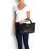 meli melo Thela Halo Medium Tote Bag - Black: Image 5