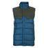 Merrell Glacio Puffer Insulated Vest - Blue: Image 1