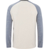 Rip Curl Men's Big Mama Raglan Long Sleeve Top - Breakage White: Image 2