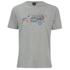 Rip Curl Men's Surf Van Print T-Shirt - Cement Marl: Image 1
