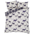 Catherine Lansfield Grampian Stag Brushed Bedding Set - Multi: Image 2