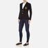 Polo Ralph Lauren Women's Custom Blazer - Polo Black: Image 4