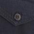 Polo Ralph Lauren Women's Military Shirt Dress - Indigo: Image 4