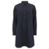 Polo Ralph Lauren Women's Military Shirt Dress - Indigo: Image 1