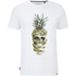Animal Men's Lockte Pineapple Graphic T-Shirt - White: Image 1