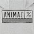 Chaqueta capucha Animal Canyon - Hombre - Gris claro: Image 4