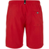 Animal Men's Belos Elasticated Waist Swim Shorts - Bright Red: Image 2