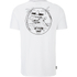 Animal Men's Mexican Back Print T-Shirt - White: Image 3