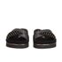 Senso Women's Kayden I Leather/Suede Double Strap Sandals - Ebony: Image 4