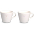 Keith Brymer Jones His and Hers Mug - White