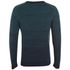 Jack & Jones Men's Jack Sweatshirt - Deep Teal: Image 2