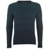 Jack & Jones Men's Jack Sweatshirt - Deep Teal: Image 1