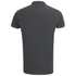 Jack & Jones Men's Moss Polo Shirt - Dark Grey Melange: Image 2