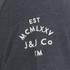 Jack & Jones Men's Moss Polo Shirt - Navy Blazer: Image 5