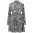 Sportmax Code Women's Crasso Shirt Dress - Midnight Blue: Image 1