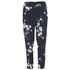Ganni Women's Floral Trousers - Navy Japanese Flower: Image 1