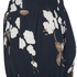 Ganni Women's Floral Trousers - Navy Japanese Flower: Image 4