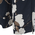 Ganni Women's Floral Trousers - Navy Japanese Flower: Image 3
