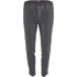Selected Femme Women's Glossy Cropped Pants - Black: Image 1