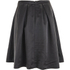 Selected Femme Women's Celeste Skirt - Black: Image 2