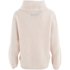 Selected Femme Women's Olinea Rollneck Knitted Pullover - Silver Peony: Image 2