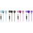 Kitsound Ace Earphones with Mic - Pink: Image 6