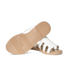 Melissa Women's Bohemia Strappy Sandals - White: Image 6