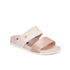 Melissa Women's Cosmic 15 Double Strap Slide Sandals - Nude: Image 5
