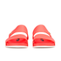 Melissa Women's Cosmic 15 Double Strap Slide Sandals - Coral: Image 4