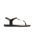 Vivienne Westwood for Melissa Women's Solar Sandals - Black Orb: Image 1