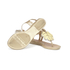 Vivienne Westwood for Melissa Women's Solar Sandals - Gold Leaf: Image 6