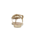 Vivienne Westwood for Melissa Women's Solar Sandals - Gold Leaf: Image 3