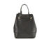 Furla Women's Stacy Drawstring Bucket Bag - Black: Image 7