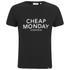 Cheap Monday Men's Standard T-Shirt - Punk Black: Image 1