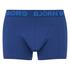 Bjorn Borg Men's Black Garden 2 Pack Boxer Shorts - Blue: Image 4