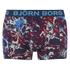 Bjorn Borg Men's Black Garden 2 Pack Boxer Shorts - Blue: Image 2