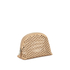 Loeffler Randall Women's Small Perforated Cosmetic Bag - Nude: Image 2