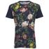 Vivienne Westwood MAN Men's Jersey Print Porcelain Roses T-Shirt - Navy: Image 1