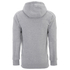 Crosshatch Men's Hideouts Longline Hoody - Grey Marl: Image 2