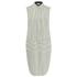rag & bone Women's Virginia Dress - Black/White Stripe: Image 1
