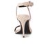 Alexander Wang Women's Antonia Suede Heeled Sandals - Blush: Image 3