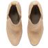 MICHAEL MICHAEL KORS Women's Brandy Sport Suede Heeled Chelsea Boots - Toffee: Image 2