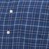 GANT Men's Tiebreak Twill Check Shirt - Marine: Image 3