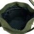 Diane von Furstenberg Women's Voyage Boho Nubuck Fringe Shoulder Bag - Olive: Image 4